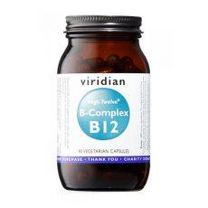 B-комплекс с високо съдържание на витамин B12 – 90 капсули 1