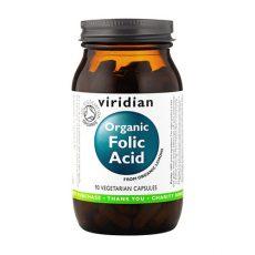 Органична фолиева киселина – 90 капсули 1
