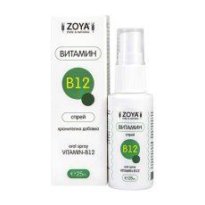 Витамин B12 – спрей 1