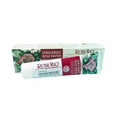 Хомеопатична паста за зъби с розова вода 1