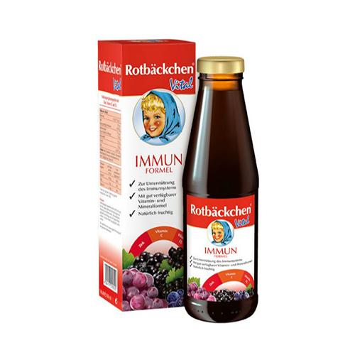 Натурален сок за деца за имунната система