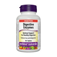 Храносмилателни ензими – 90 таблетки 1