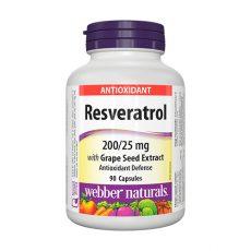 Ресвератрол с екстракт от гроздови семки – 90 капсули 1