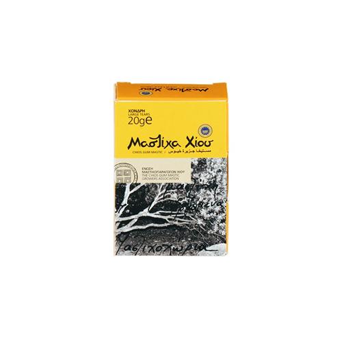 Натурален мастикс на зърна - 20 г