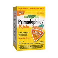 Primadophilus Kids Orange Chewable Tablets